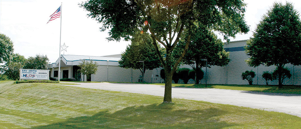 photo of ESS Commercial and Industrial bldg
