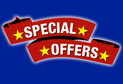 image showing 'SPECIAL OFFERS'